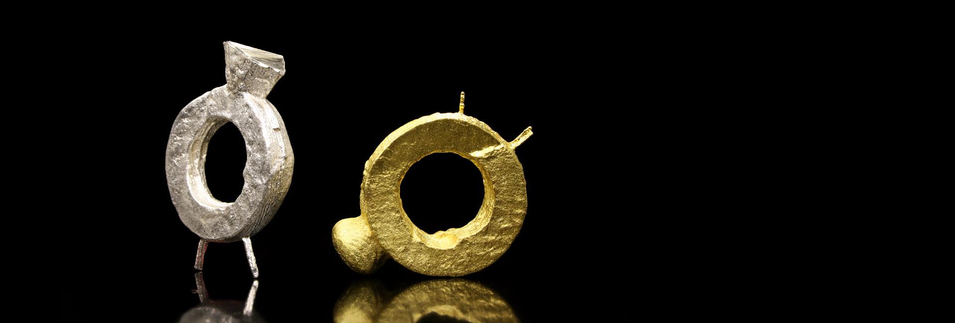 Alternatives gallery - Adrea Bloomard - Contemporary jewellery
